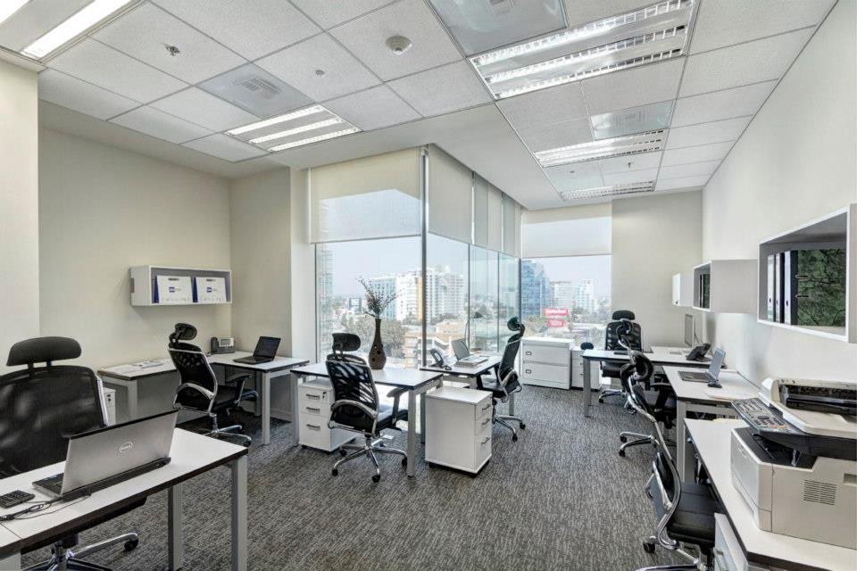 central office rental
