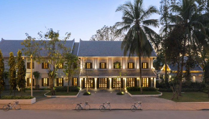 vientiane hotels near thai embassy