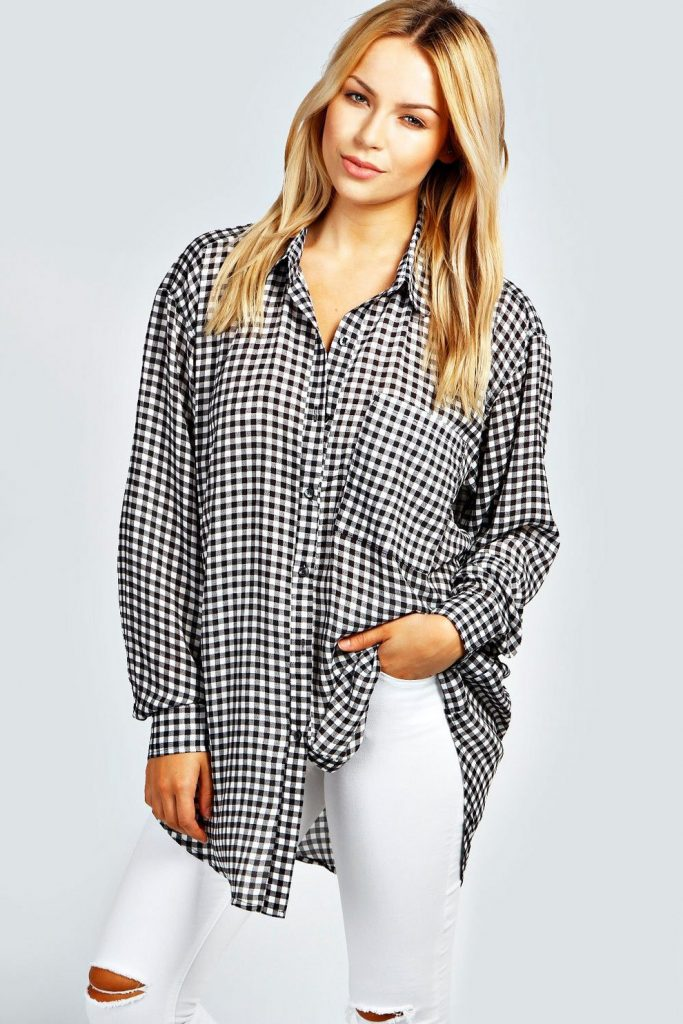 oversized shirt pattern