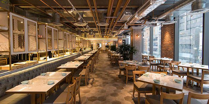 Dim Sum Restaurant Causeway Bay
