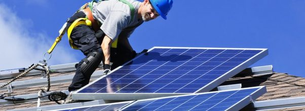 solar panel installation certification