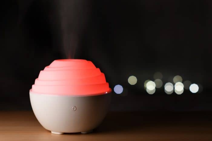 Have A Good Night Sleep: Humidifier On